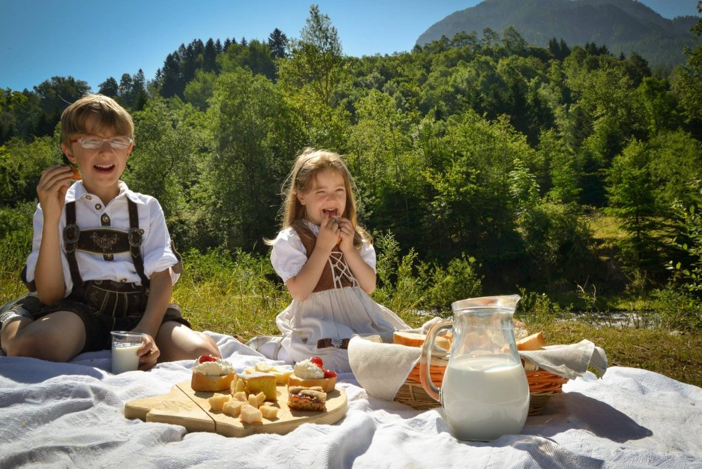 Chalet Piereni - Strada dei formaggi delle dolomiti