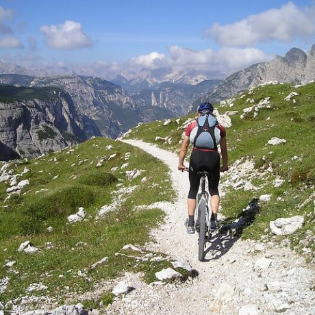 Vacanze mountain bike Chalet piereni