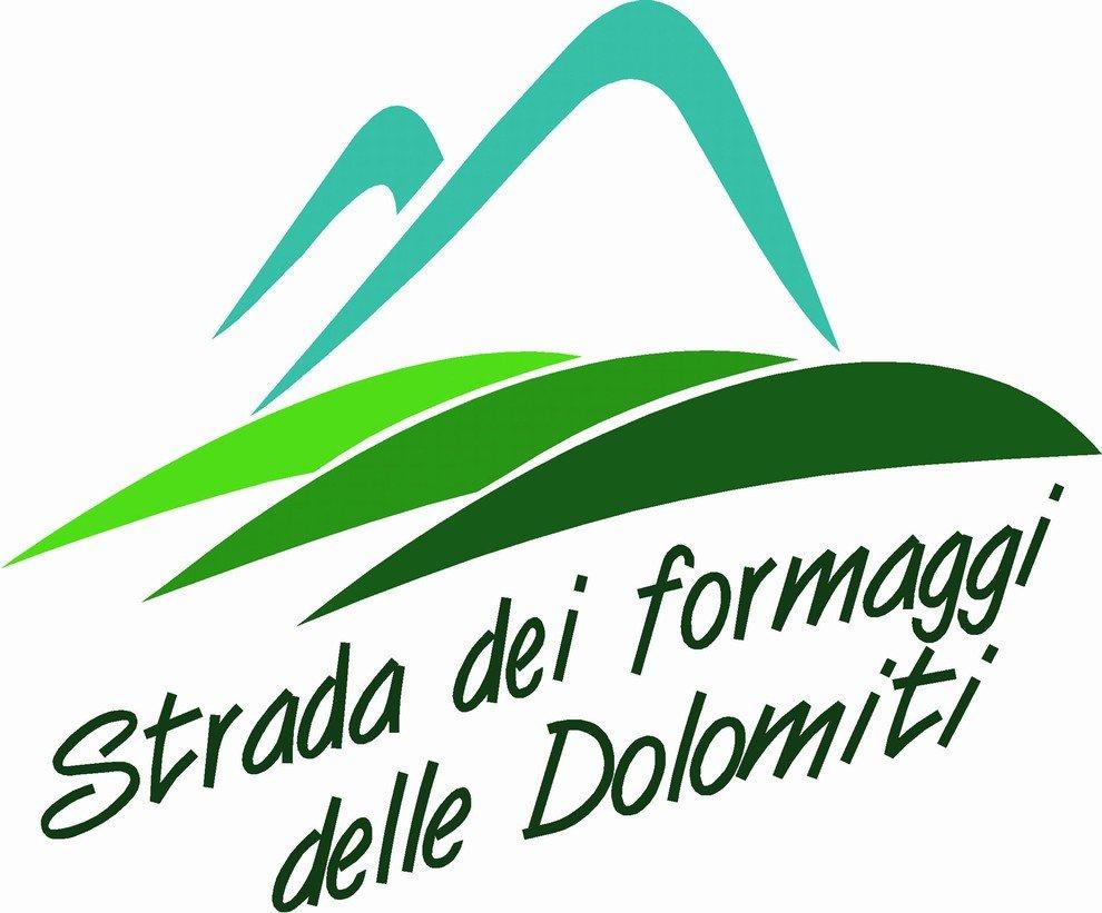 Strada dei formaggi delle Dolomiti - Logo